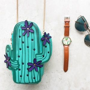 Handbags - Cactus Bag